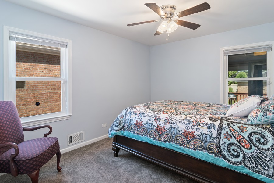 Real Estate Photography - 3101 N. Octavia Ave., Chicago, IL, 60707 - 2nd Bedroom