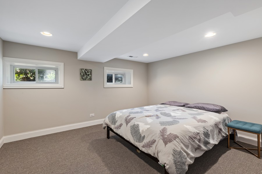 Real Estate Photography - 5447 W Hutchinson, Chicago, IL, 60641 - 4th Bedroom