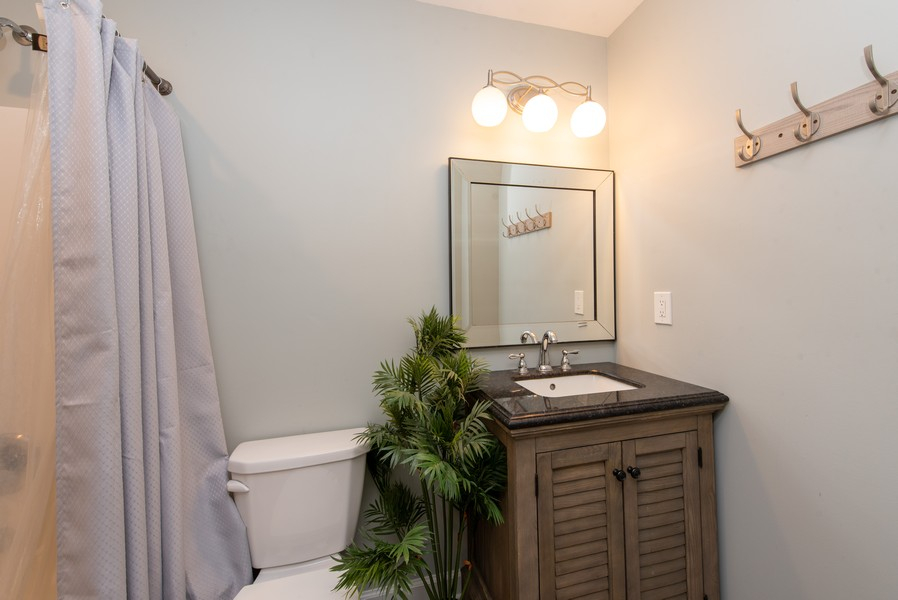 Real Estate Photography - 9403 Blaine, Crown Point, IN, 46307 - Bathroom