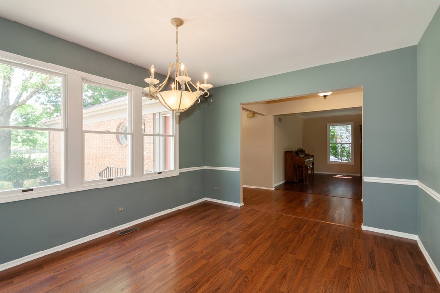 Real Estate Photography - 325 Stratford Court, Aurora, IL, 60504 - Dining Room