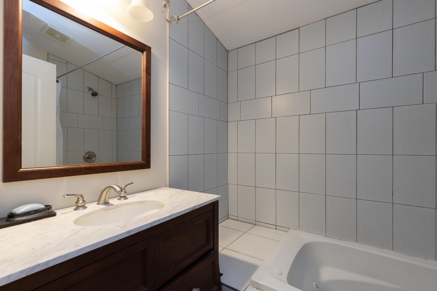 Real Estate Photography - 3946 Euclid Ave, Stickney, IL, 60402 - Bathroom