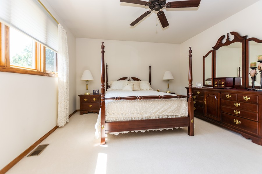Real Estate Photography - 8907 Patty, Orland Park, IL, 60462 - 2nd Bedroom