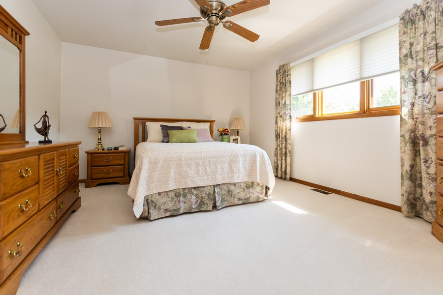 Real Estate Photography - 8907 Patty, Orland Park, IL, 60462 - Bedroom