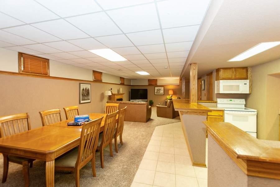 Real Estate Photography - 8907 Patty, Orland Park, IL, 60462 - Basement