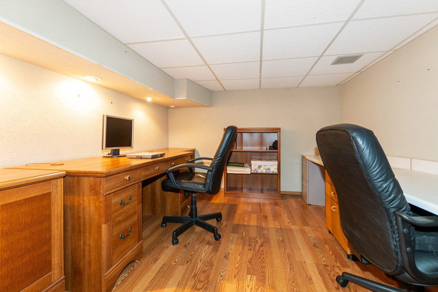 Real Estate Photography - 8907 Patty, Orland Park, IL, 60462 - Office