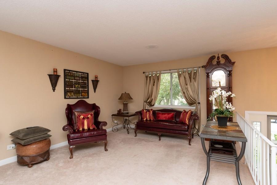 Real Estate Photography - 317 Drake, Bolingbrook, IL, 60490 - Living Room