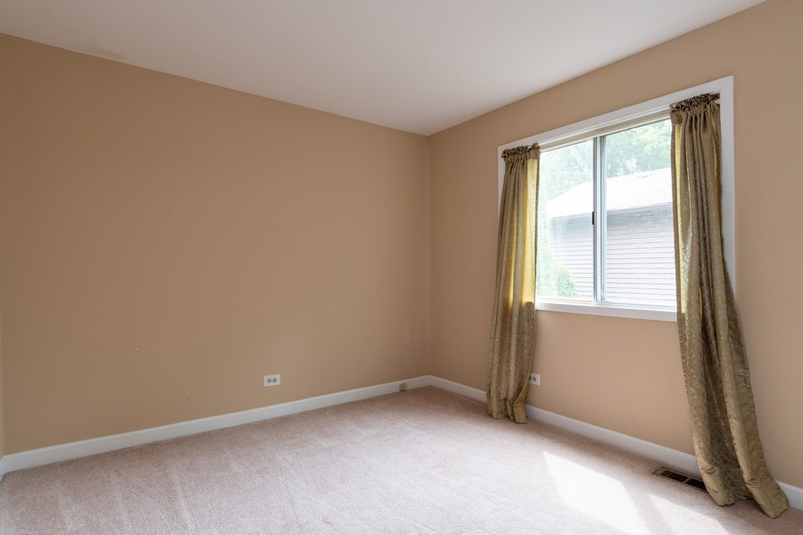 Real Estate Photography - 317 Drake, Bolingbrook, IL, 60490 - 2nd Bedroom