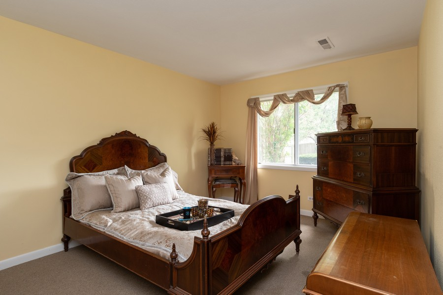 Real Estate Photography - 317 Drake, Bolingbrook, IL, 60490 - 4th Bedroom