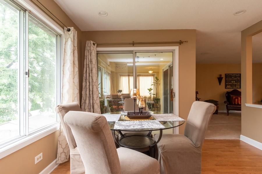 Real Estate Photography - 317 Drake, Bolingbrook, IL, 60490 - Dining Area
