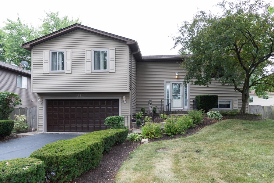 Real Estate Photography - 317 Drake, Bolingbrook, IL, 60490 - Front View