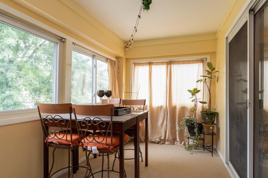 Real Estate Photography - 317 Drake, Bolingbrook, IL, 60490 - Sun Room