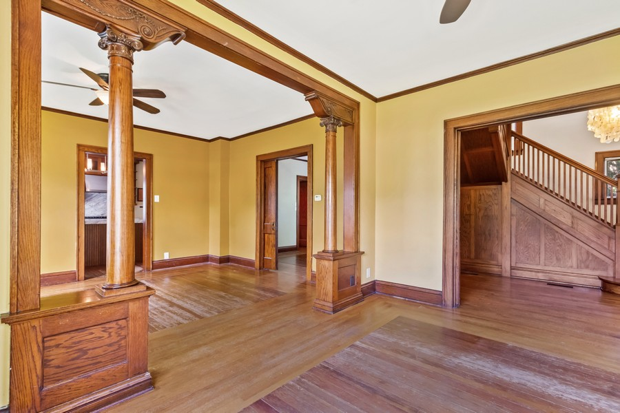 Real Estate Photography - 236 Oak St, Frankfort, IL, 60423 - Living Room