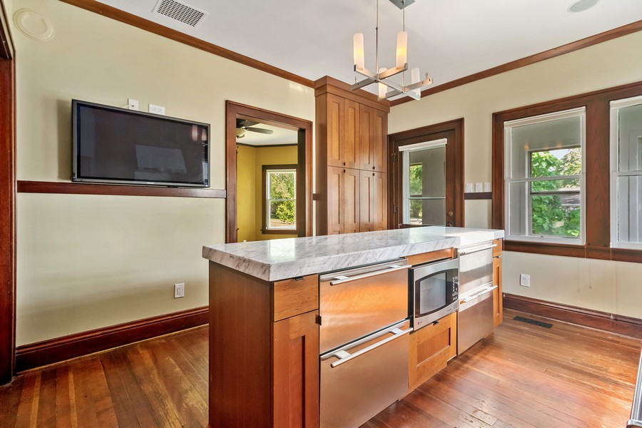 Real Estate Photography - 236 Oak St, Frankfort, IL, 60423 - Kitchen