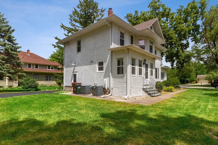 Real Estate Photography - 236 Oak St, Frankfort, IL, 60423 - Rear View