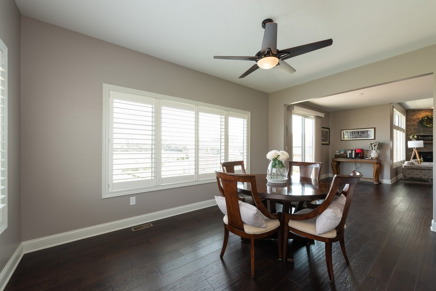 Real Estate Photography - 10311 West 99th Avenue, St. John, IN, 46373 - Dining Room