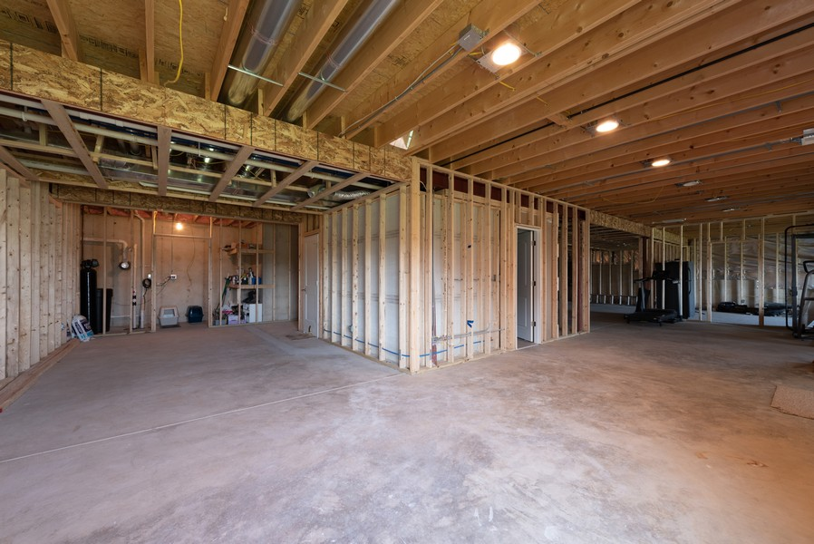 Real Estate Photography - 10311 West 99th Avenue, St. John, IN, 46373 - Basement