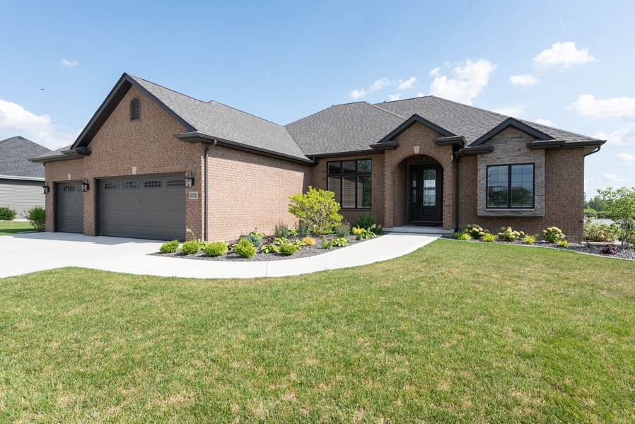 Real Estate Photography - 10311 West 99th Avenue, St. John, IN, 46373 - Front View