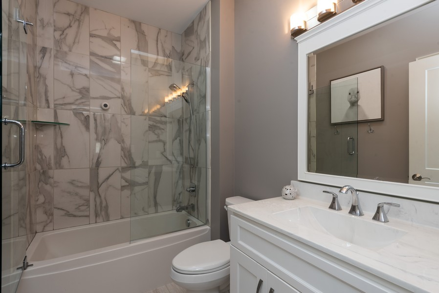 Real Estate Photography - 10311 West 99th Avenue, St. John, IN, 46373 - Bathroom