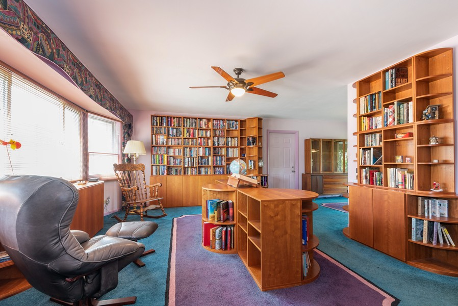 Real Estate Photography - 23 Michael Manor, Glenview, IL, 60025 - Living Room