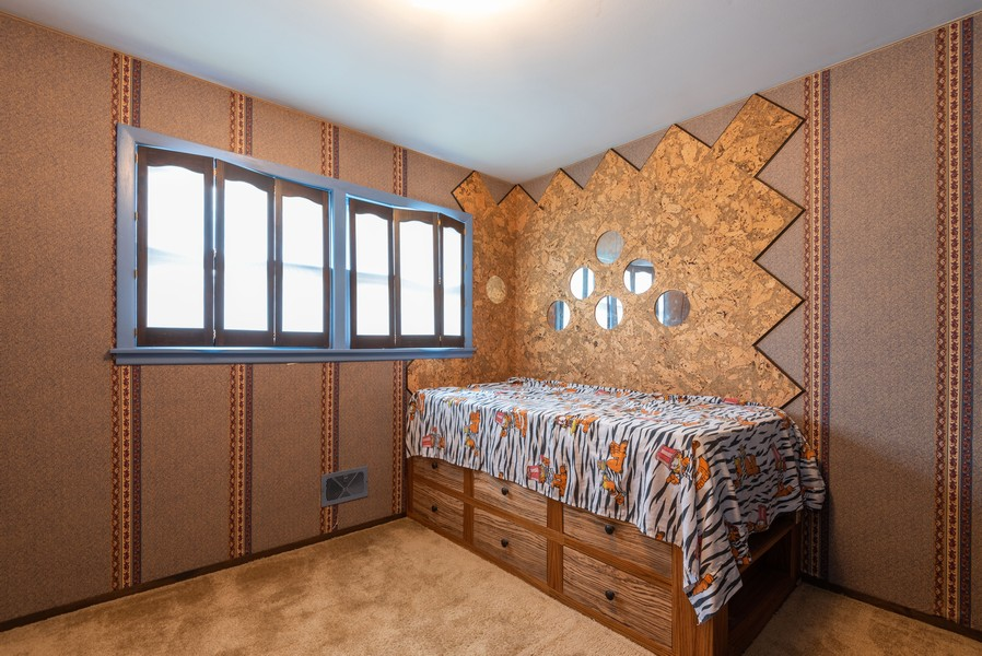 Real Estate Photography - 23 Michael Manor, Glenview, IL, 60025 - 3rd Bedroom