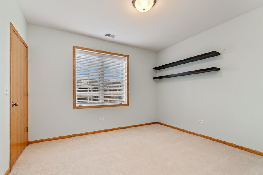 Real Estate Photography - 7928 TRINITY CIRCLE, UNIT 4SW, TINLEY PARK, IL, 60487 - 2nd Bedroom