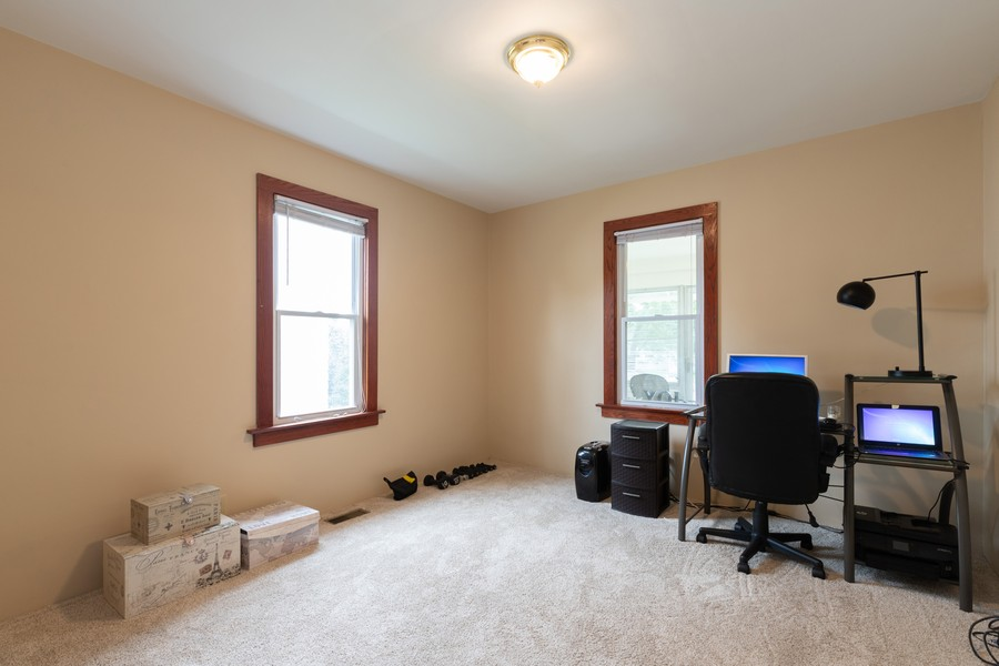 Real Estate Photography - 316 Judge Ave, Waukegan, IL, 60085 - 2nd Bedroom