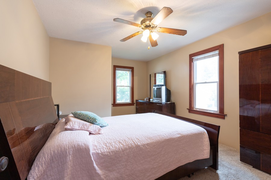 Real Estate Photography - 316 Judge Ave, Waukegan, IL, 60085 - Bedroom