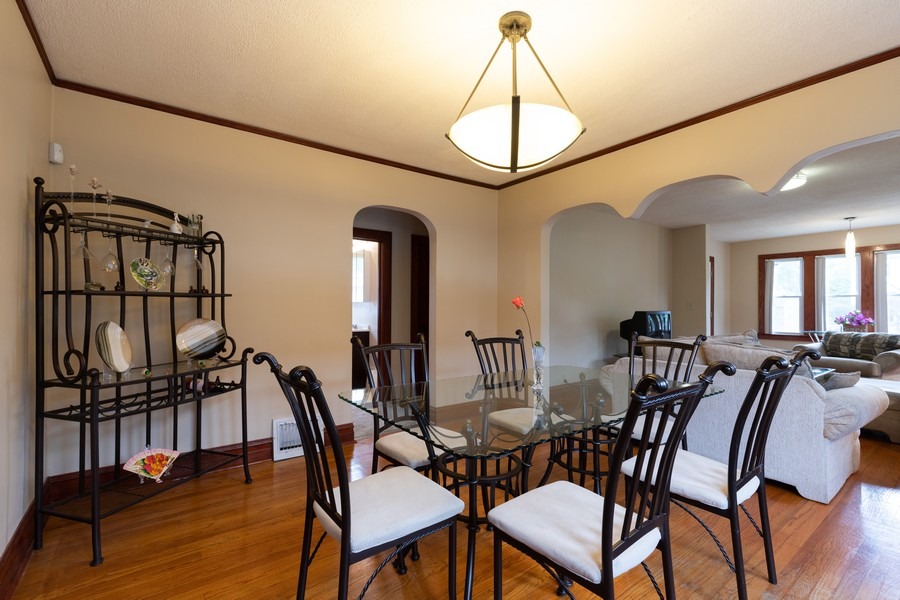 Real Estate Photography - 316 Judge Ave, Waukegan, IL, 60085 - Dining Room