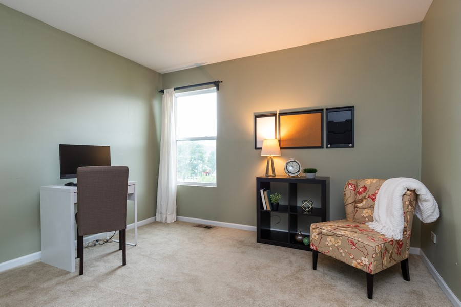Real Estate Photography - 1306 Dauphin Drive, Joliet, IL, 60431 - 4th Bedroom