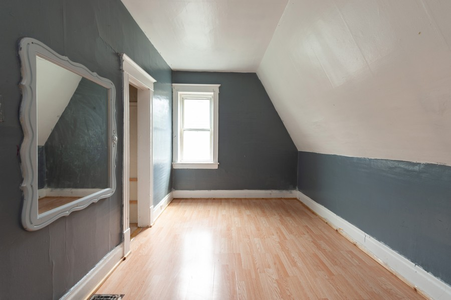 Real Estate Photography - 202 S Butrick Street, Waukegan, IL, 60085 - 3rd Bedroom
