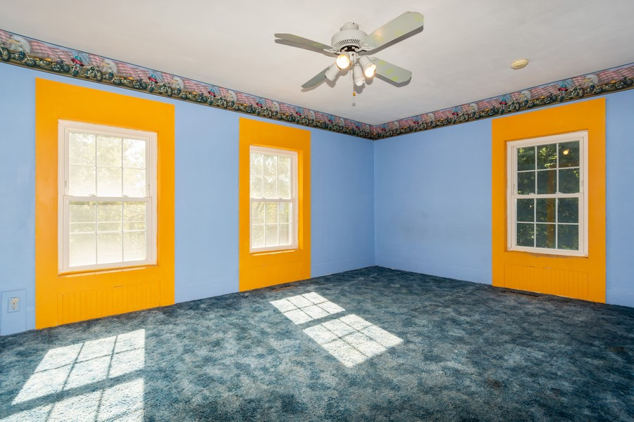 Real Estate Photography - 329 South School Street, Mayville, WI, 53050 - 2nd Bedroom
