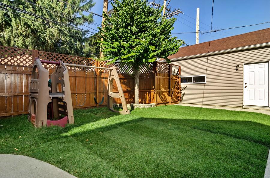 Real Estate Photography - 3545 N Damen, Chicago, IL, 60618 - Back Yard
