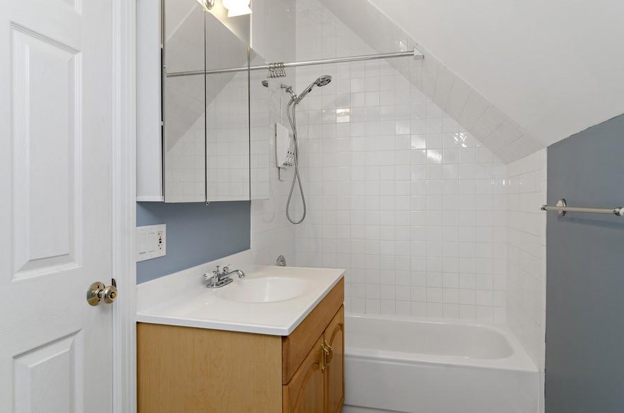 Real Estate Photography - 3545 N Damen, Chicago, IL, 60618 - Bathroom
