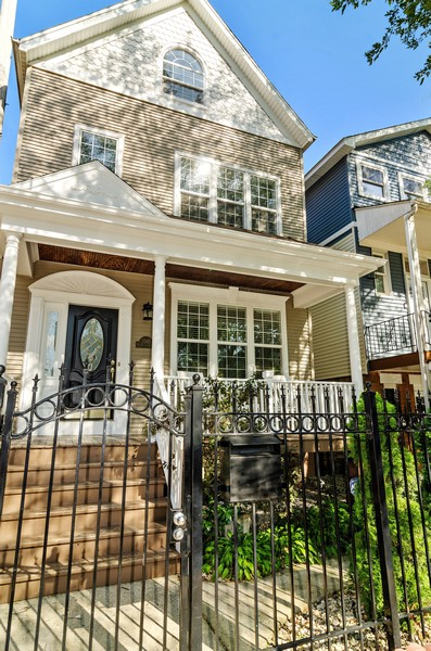 Real Estate Photography - 3545 N Damen, Chicago, IL, 60618 -