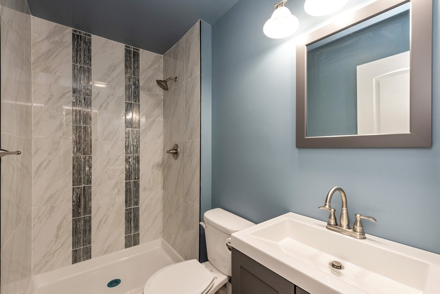 Real Estate Photography - 1709 W 97th Ave, Crown Point, IN, 46307 - Master Bathroom