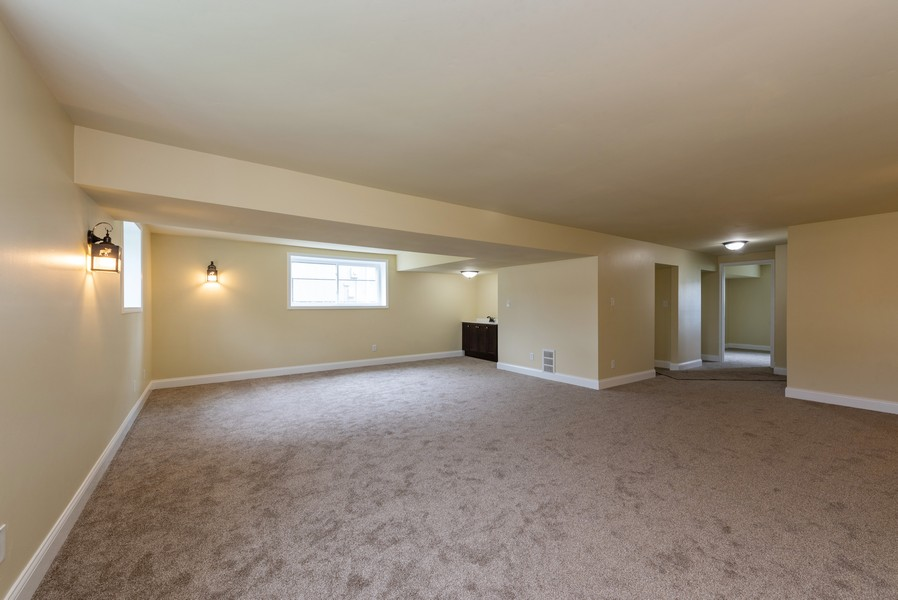 Real Estate Photography - 1709 W 97th Ave, Crown Point, IN, 46307 - Basement