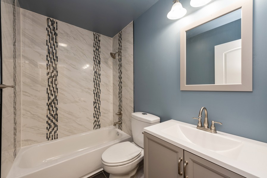 Real Estate Photography - 1709 W 97th Ave, Crown Point, IN, 46307 - Bathroom
