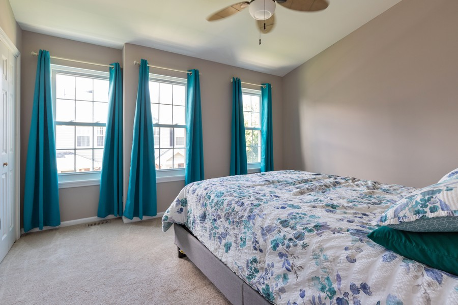 Real Estate Photography - 718 Tiffany Ct, Antioch, IL, 60002 - Bedroom
