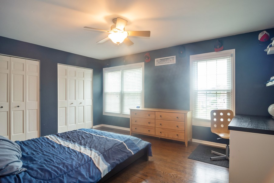 Real Estate Photography - 2206 E Hunter, Arlington Heights, IL, 60004 - 2nd Bedroom