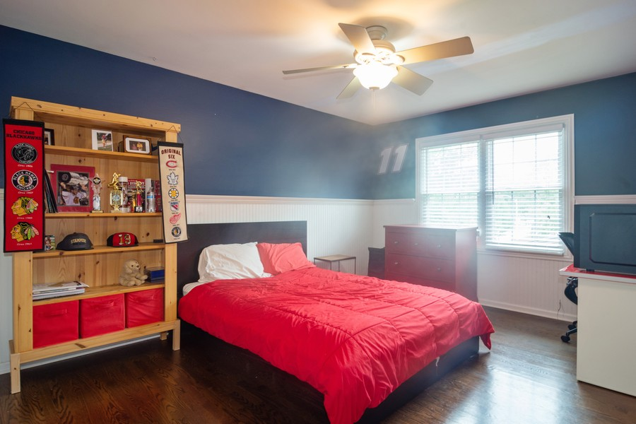 Real Estate Photography - 2206 E Hunter, Arlington Heights, IL, 60004 - 4th Bedroom