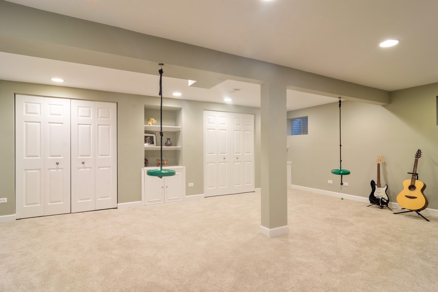 Real Estate Photography - 2206 E Hunter, Arlington Heights, IL, 60004 - Lower Level