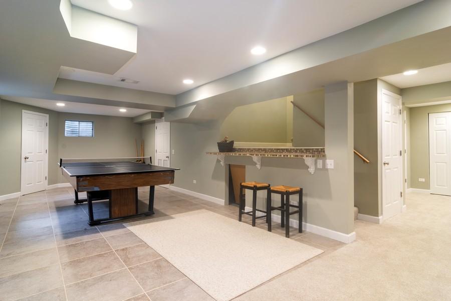 Real Estate Photography - 2206 E Hunter, Arlington Heights, IL, 60004 - Basement
