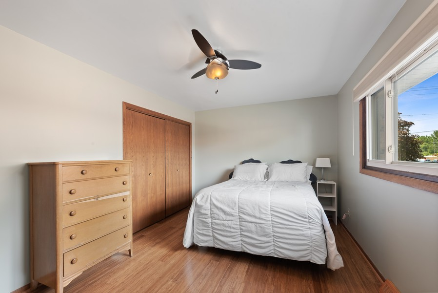 Real Estate Photography - 457 - B Fisher Street, Munster, IN, 46321 - 2nd Bedroom