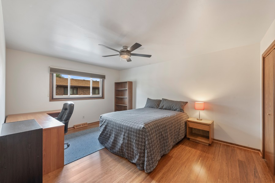 Real Estate Photography - 457 - B Fisher Street, Munster, IN, 46321 - Bedroom