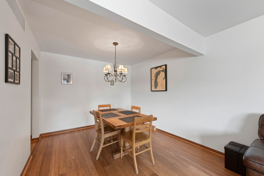 Real Estate Photography - 457 - B Fisher Street, Munster, IN, 46321 - Dining Room