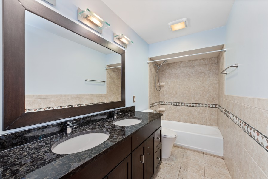 Real Estate Photography - 457 - B Fisher Street, Munster, IN, 46321 - Bathroom