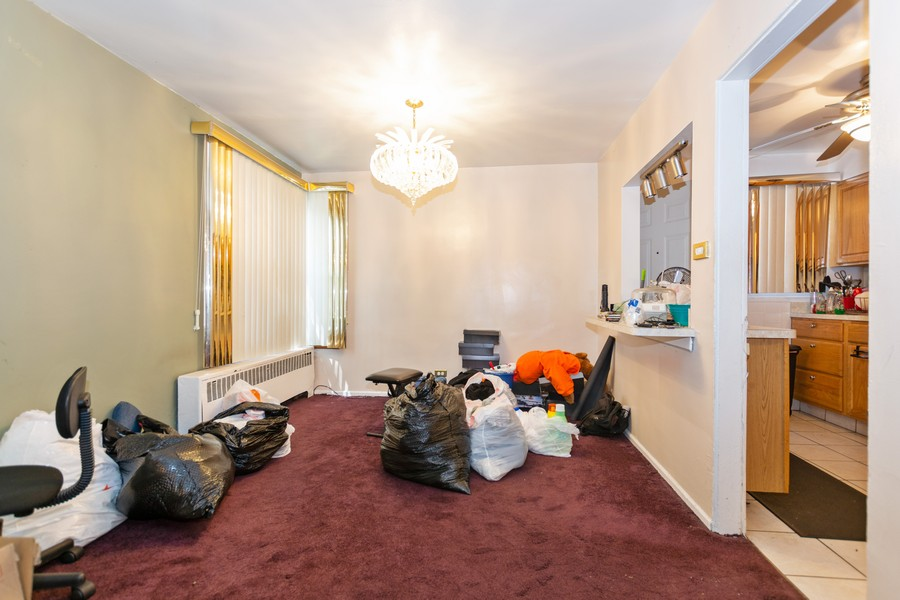 Real Estate Photography - 8347 S Ingleside Ave, Chicago, IL, 60619 - Dining Room