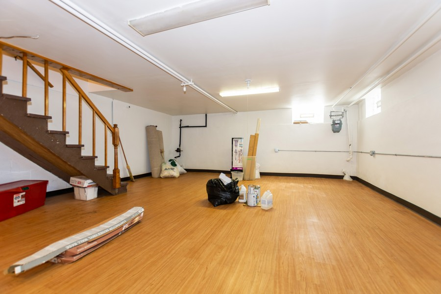 Real Estate Photography - 8347 S Ingleside Ave, Chicago, IL, 60619 - Basement
