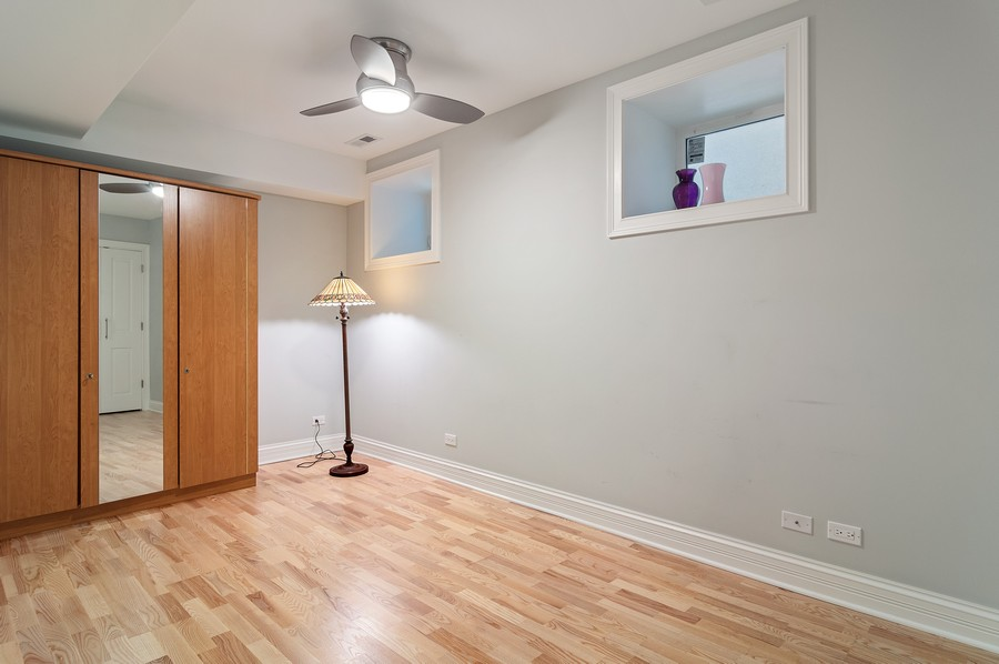 Real Estate Photography - 2306 W Giddings St, Chicago, IL, 60625 - 4th Bedroom