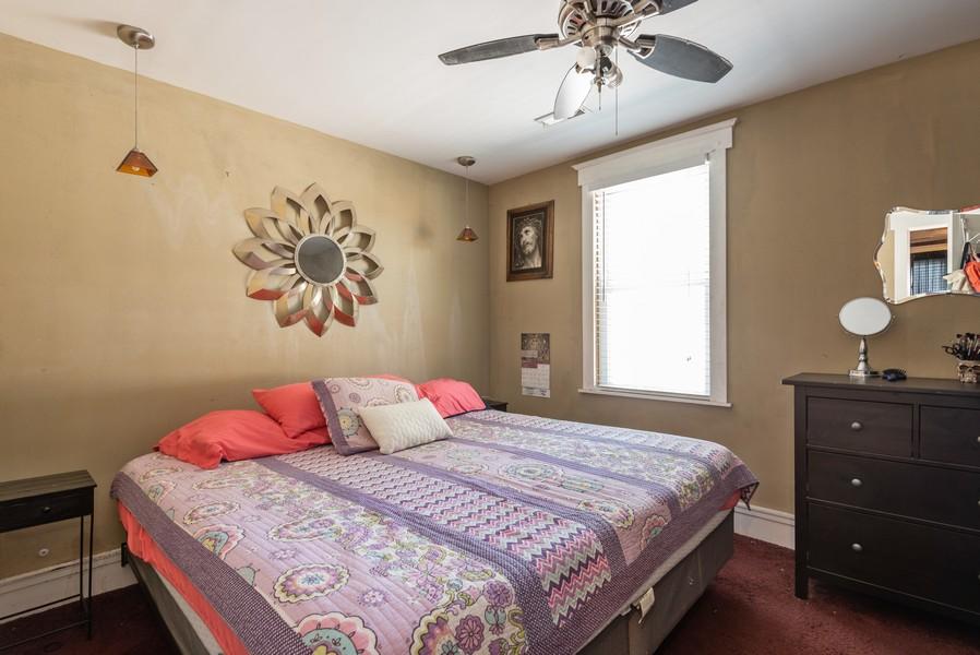 Real Estate Photography - 1747 Hartrey Avenue, Evanston, IL, 60201 - 4th Bedroom